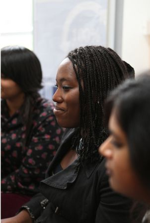 Workshop at Feminism in London 2010