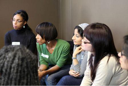 Feminism in London 2010 workshop
