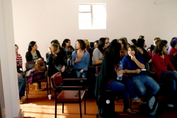Workshop at Feminism in London 2009