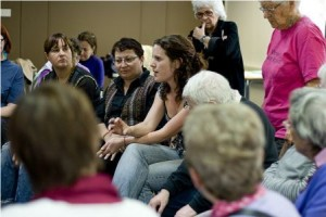 Workshop at Feminism in London 2010
